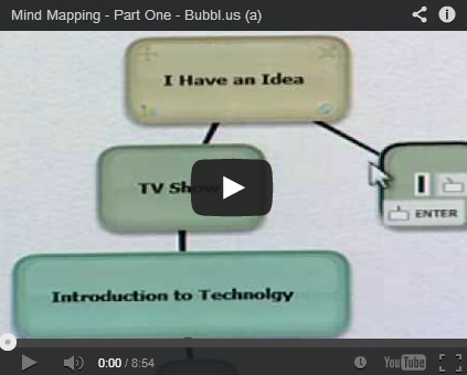Mind Mapping – Bubbl.us