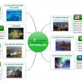 Jeudi émerveille : les 7 merveilles du monde naturelles