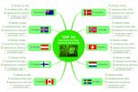#Topmapping : Top 10 des Pays les plus Heureux du Monde