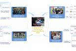 #ActuMapping – L'Argentine en Finale de la Coupe du Monde 2014
