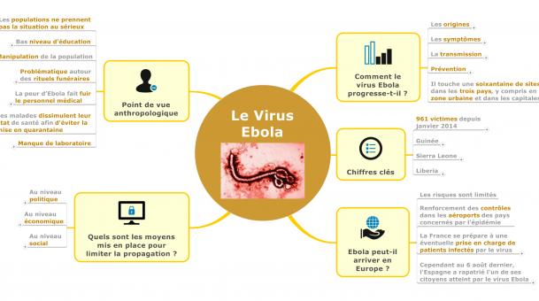 [ActuMapping – Le Virus Ebola]