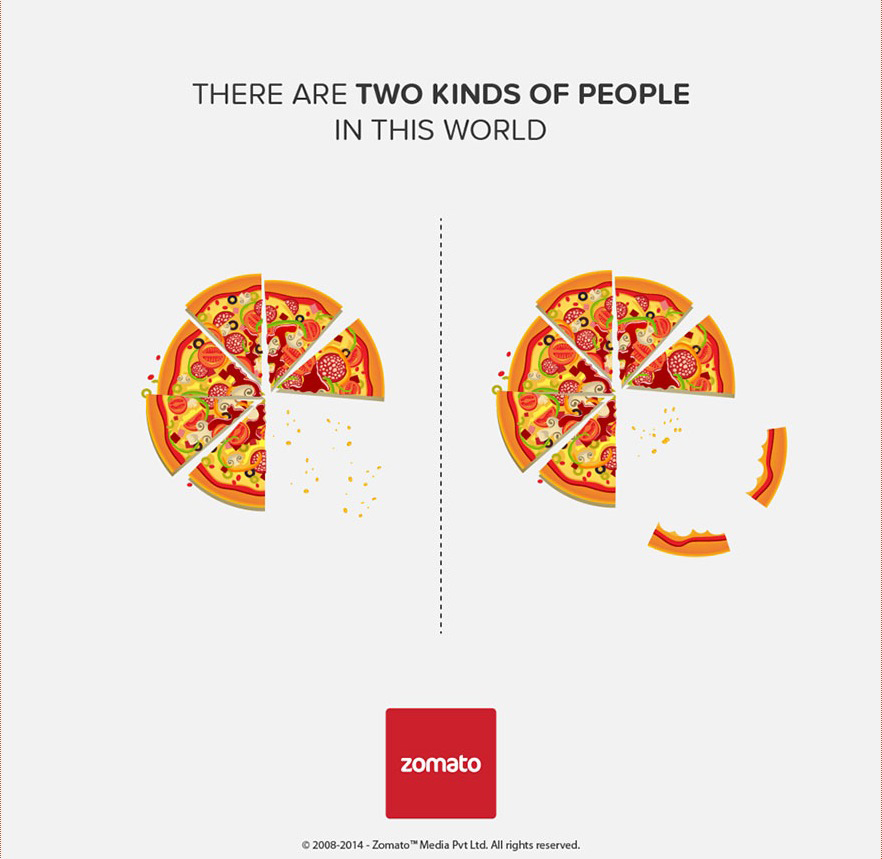 Il existe deux styles de personnes au monde !