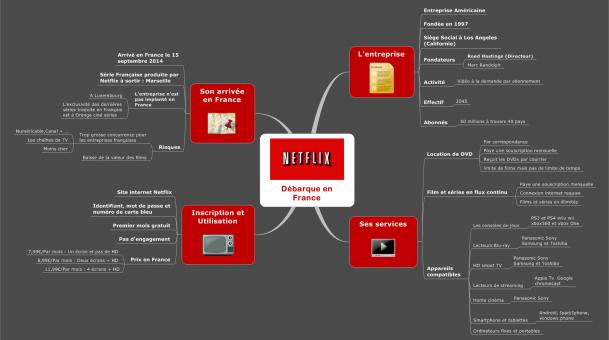 #ActuMapping – Netflix débarque en France