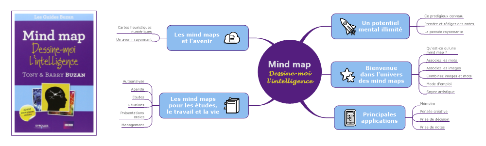 #MapSommaire : Mind map, dessine-moi l'intelligence