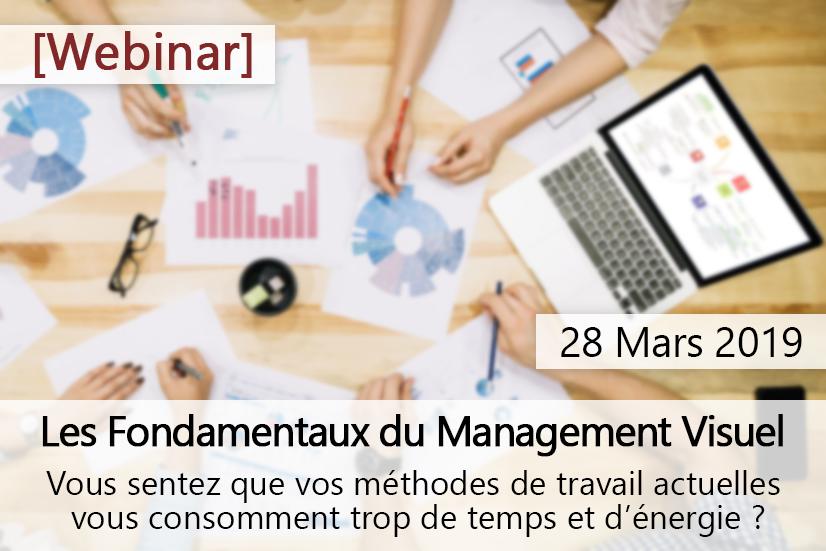 Webinar Fondamentaux Management Visuel