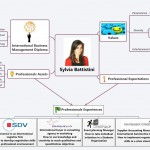 Sylvia Battistini - Cartographie de CV - i-Map