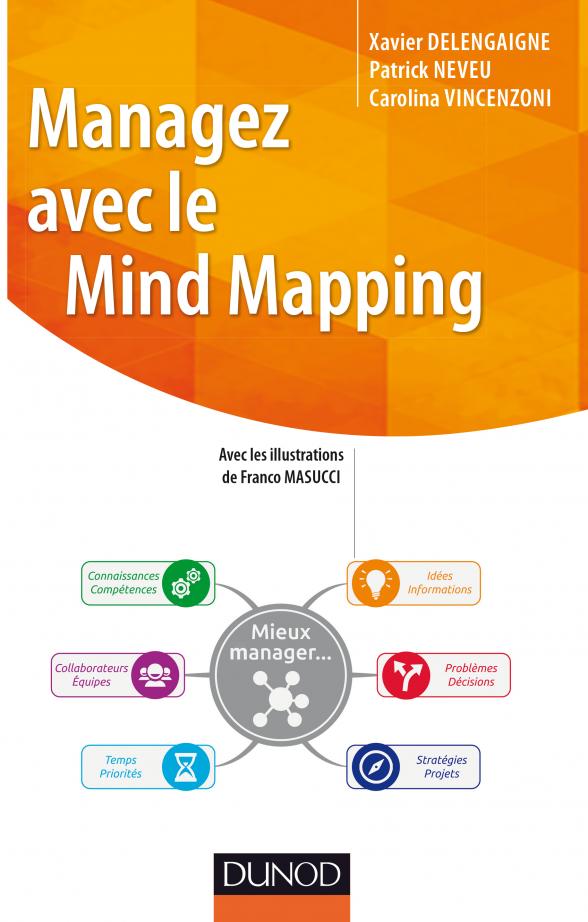 Livre Managez avec le Mind Mapping