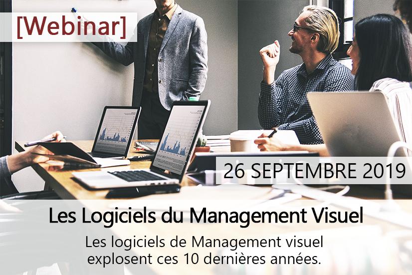 Webinar Le Management visuel en équipe