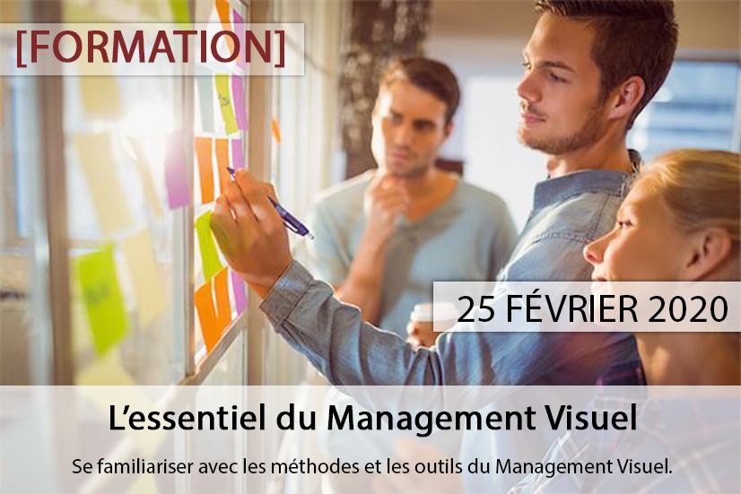 Formation : L'essentiel du Management Visuel