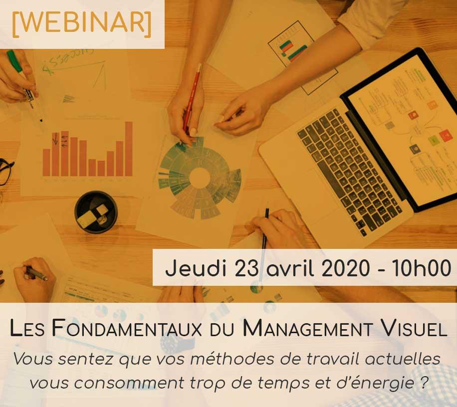 Webinar : Fondamentaux du Management Visuel